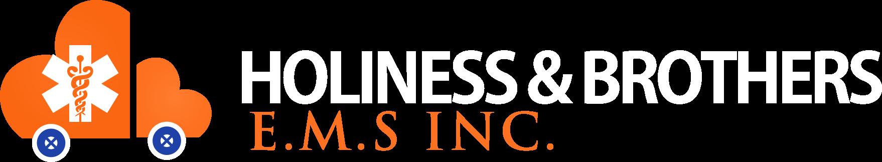 Holiness & Brothers E.M.S, Inc. - Logo